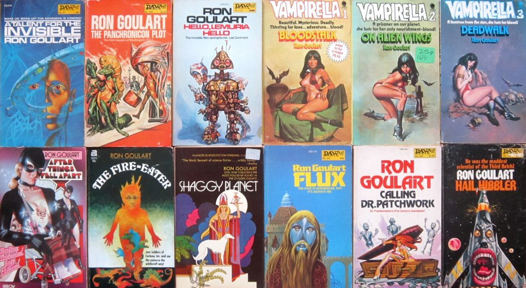 Books by Ron Goulart
