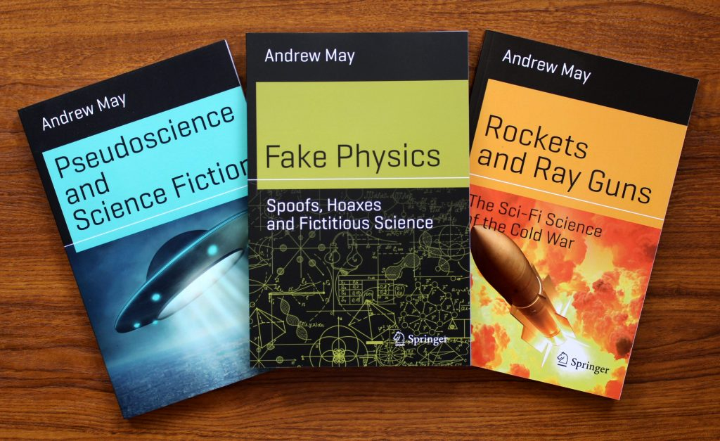 Fake Physics Springer Science and Fiction